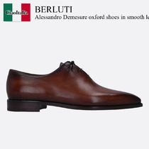 Berluti Alessandro Demesure oxford shoes in smooth leather