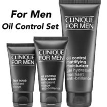 Clinique For Men  オイルコントロール 3点セット