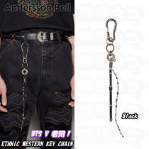 ★ANDERSSON BELL★BTS V 着用 ETHNIC WESTERN KEY CHAIN