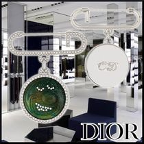 【DIOR】21SS CD AND KENNY SHARP BROOCH silver ブローチ