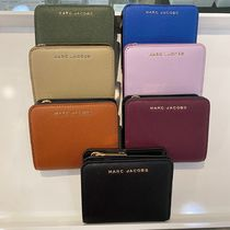 Marc Jacobs ロゴ ミニ コンパクト 2つ折り DAILY/デイリー