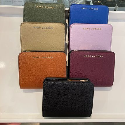MARC JACOBS 折りたたみ財布 Marc Jacobs ロゴ ミニ コンパクト 2つ折り DAILY/デイリー(2)