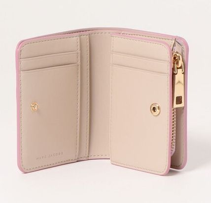 MARC JACOBS 折りたたみ財布 Marc Jacobs ロゴ ミニ コンパクト 2つ折り DAILY/デイリー(8)