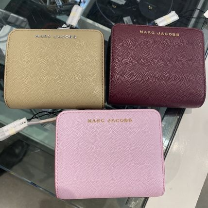MARC JACOBS 折りたたみ財布 Marc Jacobs ロゴ ミニ コンパクト 2つ折り DAILY/デイリー(9)