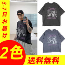 HOLY IN CODE(ホーリーインコード) Tシャツ・カットソー 【HOLY IN CODE】◆Tシャツ◆ 3-7日お届け/関税・送料込