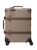 GUCCI(グッチ) スーツケース 【GUCCI】 Globe-Trotter GG Carry-On