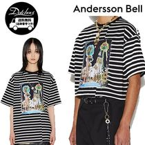 ANDERSSON BELL(アンダースンベル) Tシャツ・カットソー ANDERSSON BELL UNISEX FILM ARCHIVE PATCH T-SHIRTS AB479