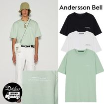 ANDERSSON BELL(アンダースンベル) Tシャツ・カットソー ANDERSSON BELL UNISEX PRINTEMPS-ETE ESSENTIAL T-SHIRTS AB482