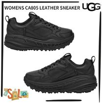UGG☆WOMENS CA805 LEATHER SNEAKER☆DHL送料込み