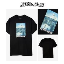 [Fucking Awesome]Helicopter T-Shirt