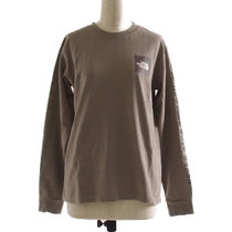 THE NORTH FACE::ロングスリーブグラフィックT:S[RESALE]