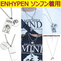 【ANOTHERYOUTH】2pendant necklace★ ネックレス ★ 韓国の人気