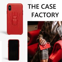 THE CASE FACTORY◆IPHONE XS MAX BEETLE レザーケース