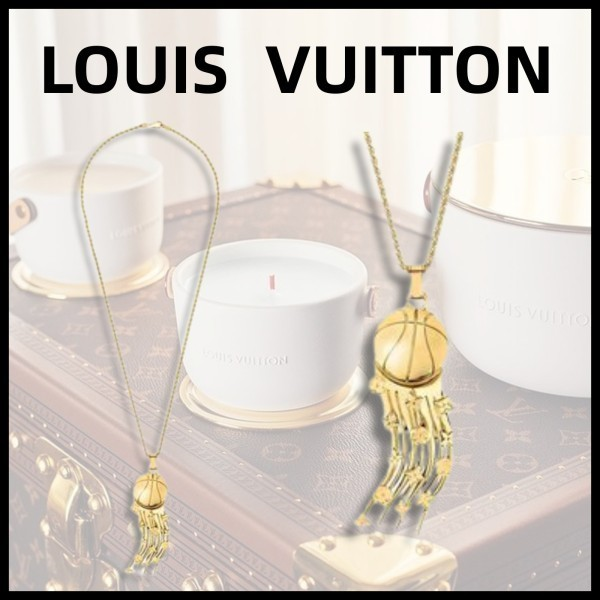 21FW☆ Louis Vuitton フライングボール ペンダント☆ネックレス (Louis Vuitton/ネックレス・チョーカー) MP3055