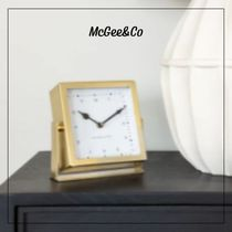 McGee&Co☆Posey Table Clock置き時計