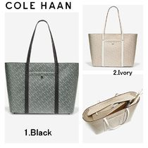 【Cole Haan】★日本未入荷★トート★Coated Canvas Tote