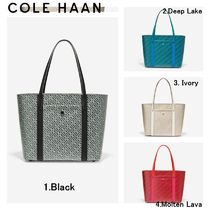 【Cole Haan】★日本未入荷★トート★Coated Canvas Small Tote