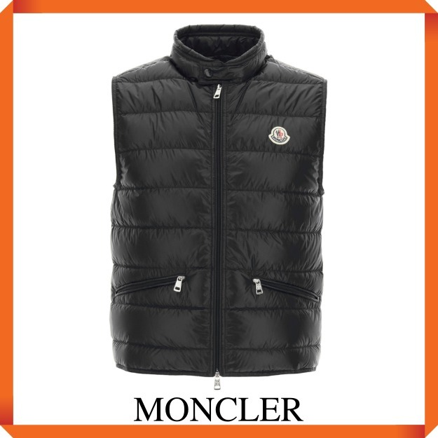 MONCLER GILET GUI 999 (MONCLER/ダウンベスト) 1A107 00 53029 999