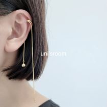 uni's room■2color ロングボールイヤーカフ AC-SS21-17