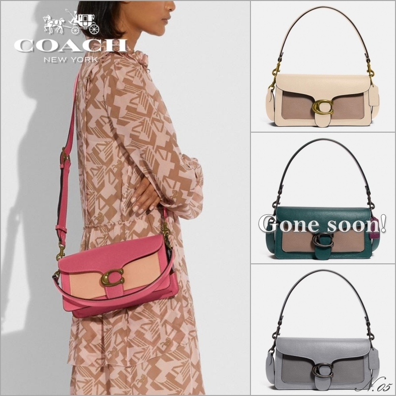 COACH【カラー 大人気 ◆ Tabby Shoulder Bag 26】 (Coach/ショルダーバッグ・ポシェット) Style No. 76105