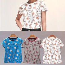 HERMES 2021秋冬プレ Clic Clac A Pois マイクロコットンTシャツ
