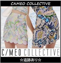 ★CAMEO COLLECTIVE★PERPLEX SKIRT★ペイズリーミニスカート