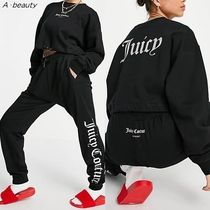 Juicy Couture☆メタリック ロゴ スウェット&パンツ セット