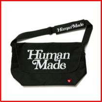 Girls Don't Cry★Human Made Verdy メッセンジャーバッグ