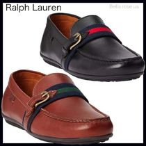 Polo Ralph Lauren Men's Riali Leather Driver【国内発送】