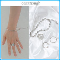 【ONE ENOUGH】Layered Ball Set〜ブレスレッド&リング★BTS着用
