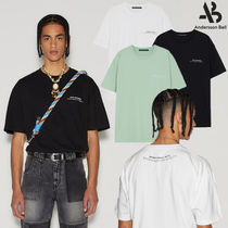 ANDERSSON BELL(アンダースンベル) Tシャツ・カットソー ★ANDERSSON BELL★UNISEX PRINTEMPS-ETE ESSENTIAL T-SHIRTS