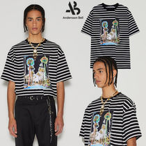 ★ANDERSSON BELL★送料込★UNISEX FILM ARCHIVE PATCH T-SHIRTS