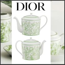 DIOR ティーポット New Lily of the Valley 国内発送 ギフト