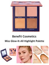 〈Benefit〉★2021SS★ Miss Glow-It-All Highlight Palette