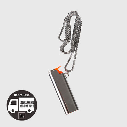 raucohouse Lighter Holder Chain Necklace BBH1657