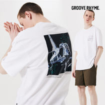 [grooverhyme] COMBAT AIRCRAFT T-SHIRTS [GTS738I23]