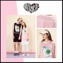 LUV IS TRUE(ラブ・イズ・トゥルー) Tシャツ・カットソー ☆送料無料 [LUV IS TRUE] RE NOSMOKING SLEEVELESS 2色 ☆