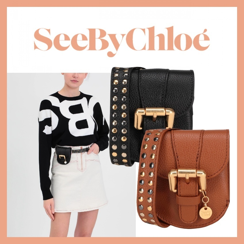 SEE BY CHLOE(シーバイクロエ) ★LESLY ベルトバッグ (See by Chloe/バッグ・カバンその他) 69818779