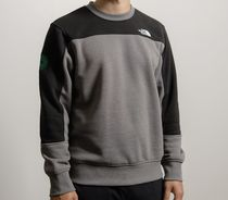 【THE NORTH FACE】Graphic Patch Sweater ロゴ スウェット