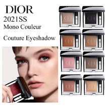 2021SS【Dior】Mono Couleur Couture 新作シングルアイシャドウ