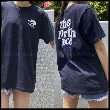 THE NORTH FACE Tシャツ・カットソー 日本未入荷&国内発送★THE NORTH FACE★WOMEN'S BACK PRINT TEE(2)