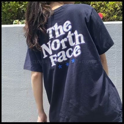 THE NORTH FACE Tシャツ・カットソー 日本未入荷&国内発送★THE NORTH FACE★WOMEN'S BACK PRINT TEE(3)