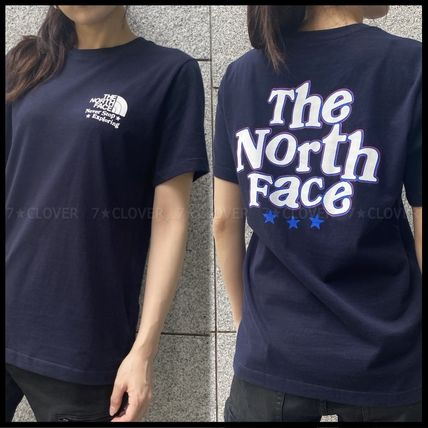 THE NORTH FACE Tシャツ・カットソー 日本未入荷&国内発送★THE NORTH FACE★WOMEN'S BACK PRINT TEE(5)