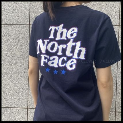 THE NORTH FACE Tシャツ・カットソー 日本未入荷&国内発送★THE NORTH FACE★WOMEN'S BACK PRINT TEE(6)