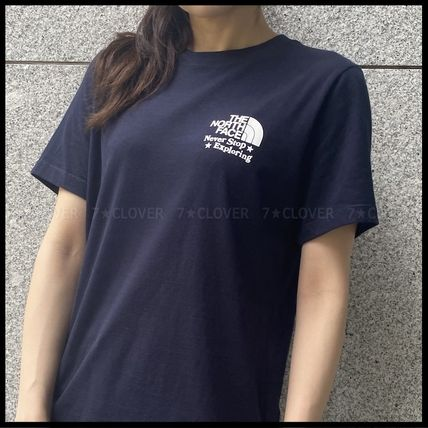 THE NORTH FACE Tシャツ・カットソー 日本未入荷&国内発送★THE NORTH FACE★WOMEN'S BACK PRINT TEE(7)