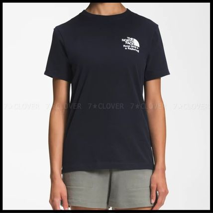 THE NORTH FACE Tシャツ・カットソー 日本未入荷&国内発送★THE NORTH FACE★WOMEN'S BACK PRINT TEE(11)