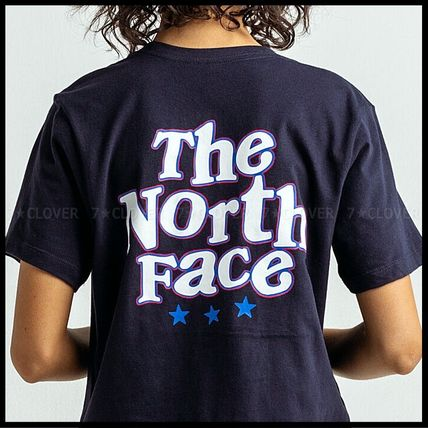 THE NORTH FACE Tシャツ・カットソー 日本未入荷&国内発送★THE NORTH FACE★WOMEN'S BACK PRINT TEE(8)