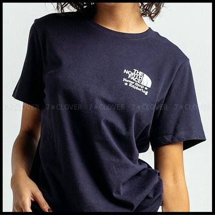 THE NORTH FACE Tシャツ・カットソー 日本未入荷&国内発送★THE NORTH FACE★WOMEN'S BACK PRINT TEE(9)