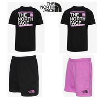 【THE NORTH FACE】Energy Tシャツ&パンツセットアップ ☆