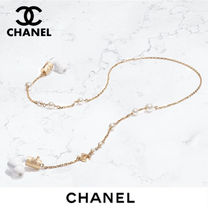 《21AW★》CHANEL AirPods ネックレス メタル ゴールド